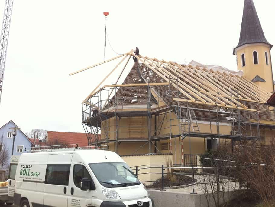 Zimmerei Freystadt - altbausanierung