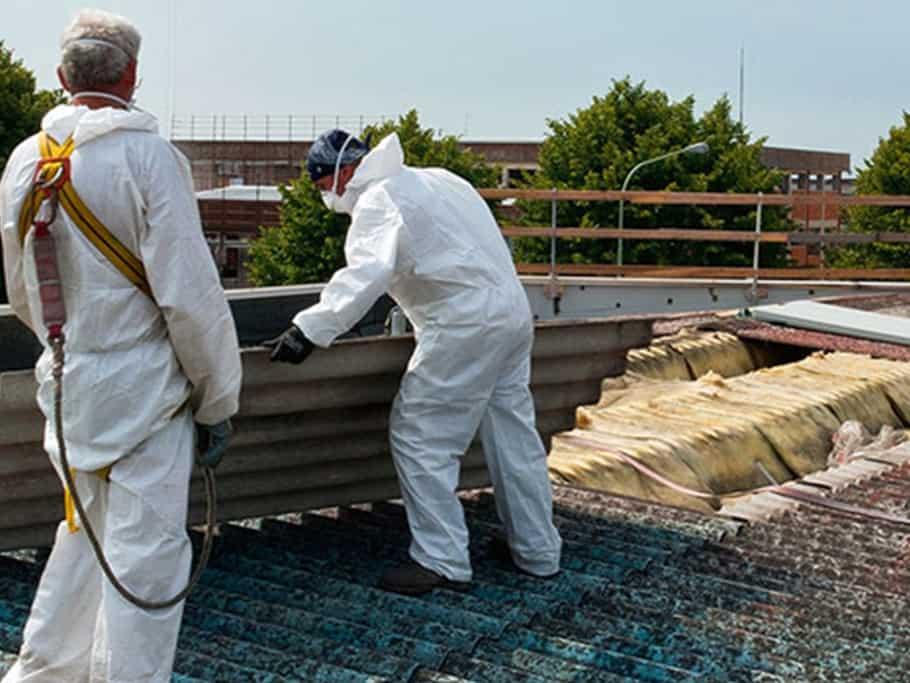 Zimmerei Freystadt - fachgerechte Asbestentsorgung bei Holzbau Böll GmbH