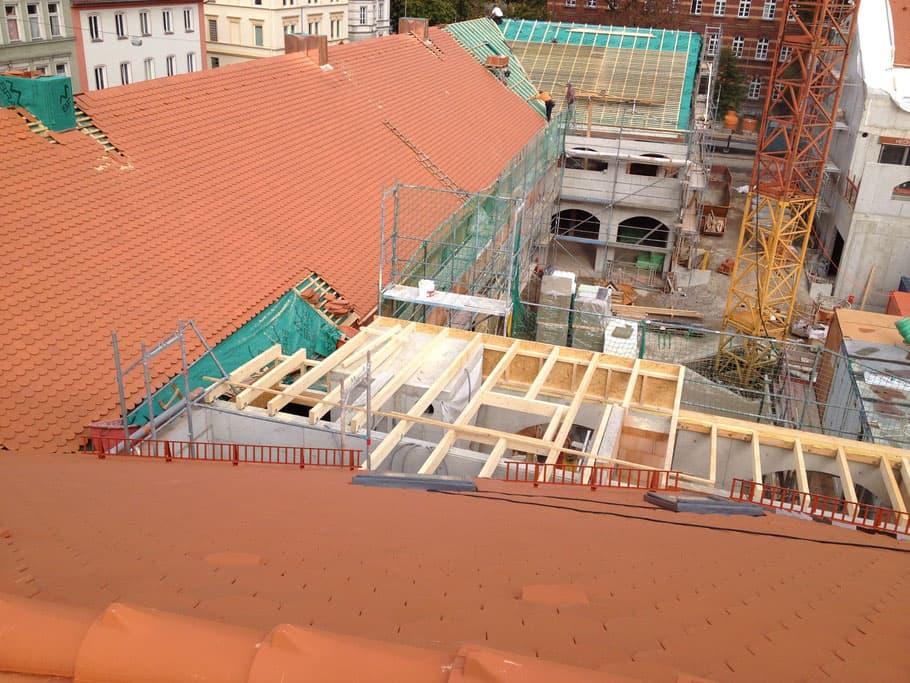 Zimmerei Freystadt - dachdeckerarbeiten Holzbau Böll GmbH